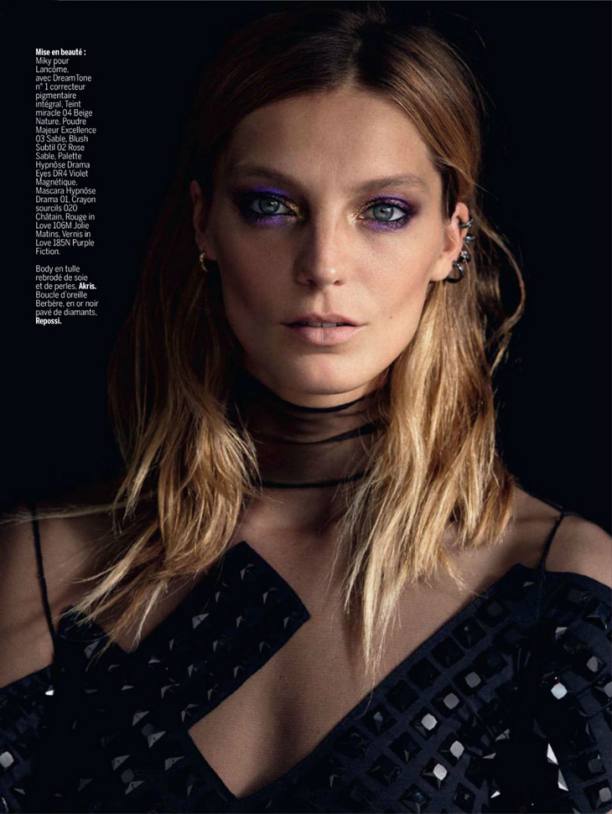daria werbowy photographed by cass bird