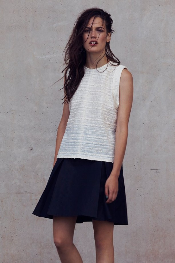 Carin Wester S/S 2014