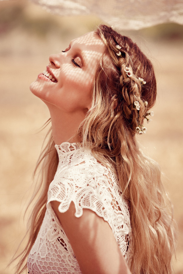 Free People Launches First Bridal Collection