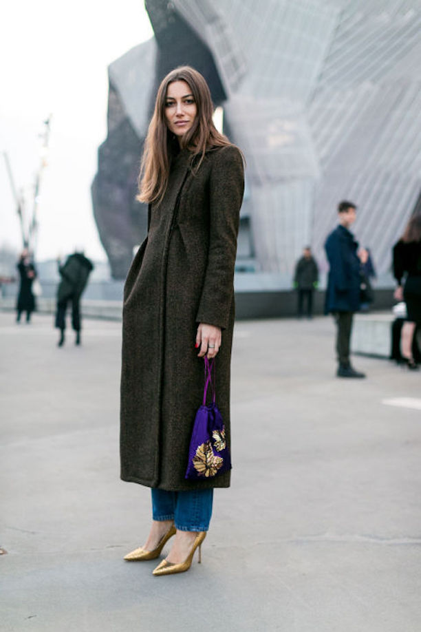 Street Style Snaps From Milan Fashion Week