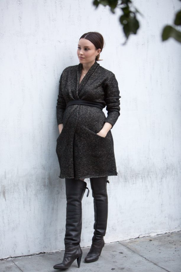 pregnancy style