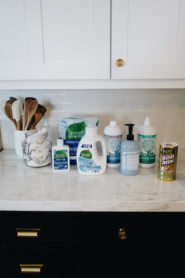 the highest rated non-toxic ​cleaning products